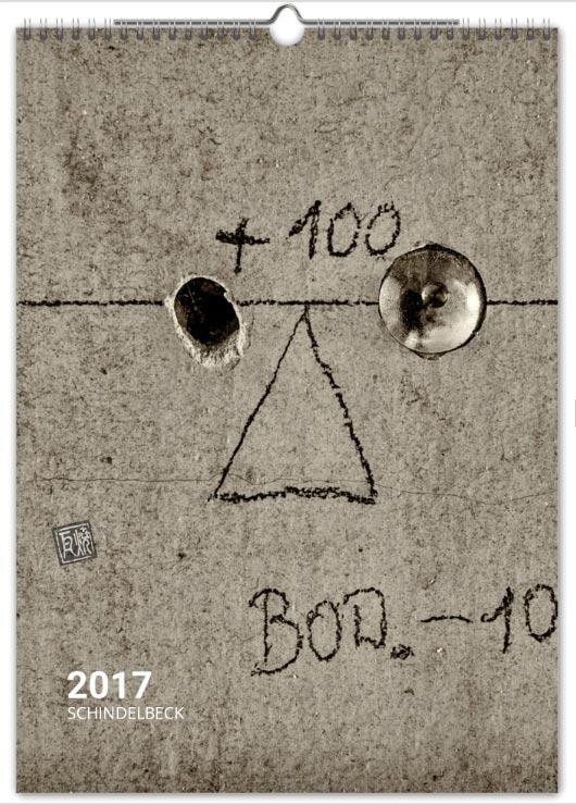 Schindelbeck Kalender 2017 - Titel