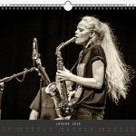 Jazzkalender Schindelbeck 2018 / Ausgabe A / Mette Rasmussen