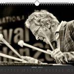 Jazzkalender Schindelbeck 2018 / Ausgabe A / Christopher Dell