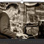 Jazzkalender Schindelbeck 2018 / Ausgabe A / Alexander Schlippenbach