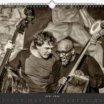 Jazzkalender Schindelbeck 2018 / Ausgabe A / Sebastian Gramss & William Parker