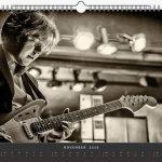 Jazzkalender Schindelbeck 2018 / Ausgabe A / Tobi Hoffmann