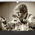 Jazzkalender Schindelbeck 2018 / Ausgabe A / Trilok Gurtu