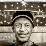 Jazzkalender Schindelbeck 2018 / Ausgabe B / Allen Blairman
