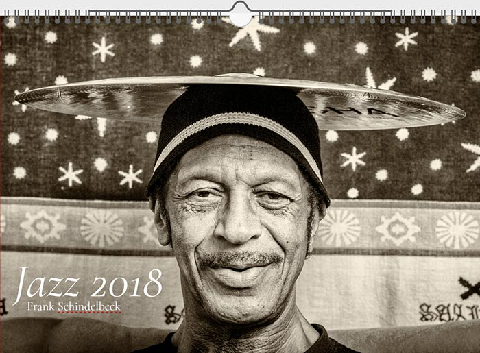 Jazzkalender 2018 - Titelbild