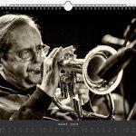 Jazzkalender Schindelbeck 2018 / Ausgabe B / Kenny Wheeler