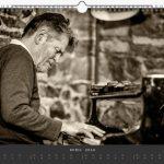 Jazzkalender Schindelbeck 2018 / Ausgabe B / Alexander von Schlippenbach
