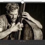 Jazzkalender Schindelbeck 2018 / Ausgabe B / Jonas Westergaard