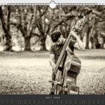 Jazzkalender Schindelbeck 2018 / Ausgabe B / Robert Lucaciu