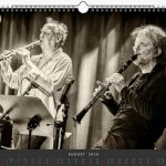 Jazzkalender Schindelbeck 2018 / Ausgabe B / Lömsch Lehmann