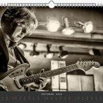 Jazzkalender Schindelbeck 2018 / Ausgabe B / Tobi Hoffmann