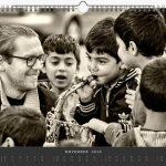 Jazzkalender Schindelbeck 2018 / Ausgabe B / Niko Seibold