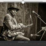 Jazzkalender Schindelbeck 2018 / Ausgabe B / Archie Shepp