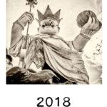 Schindelbeck Kalender 2018 Schwarz-Weiß